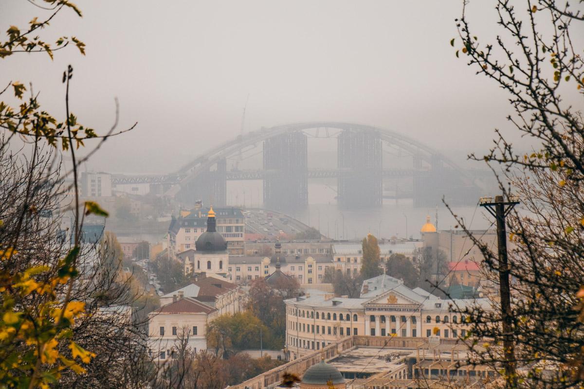 Люди, дышащие загрязненным воздухом, чаще умирают от Covid-19, — WEF