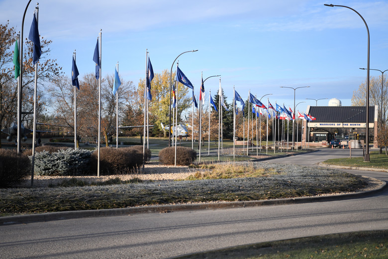 На базе ВВС США в Северной Дакоте произошла стрельба, убиты двое военнос...