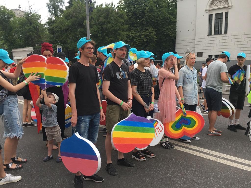 Центр Киева снова открыт: участники Марша равенства разъехались