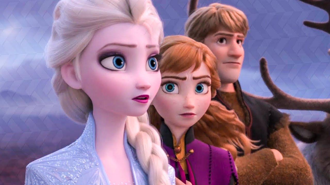 "За сутки трейлер мультфильма ""Холодное сердце 2"" набрал 16 млн просмотро..."