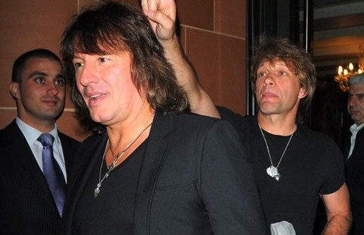 В честь гитариста Bon Jovi названа улица