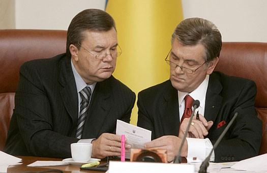 Ющенко хочет стать премьером при президенте Януковиче, - Луценко