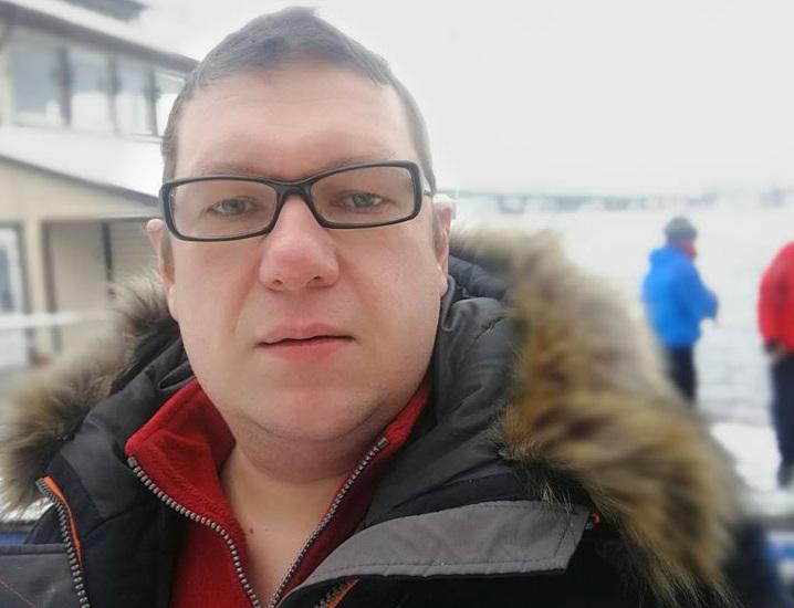 Били кулаками и ногами: киевский журналист Денис Ялухин заявил, что его...