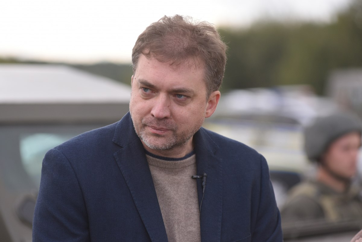 Отказ от срочной службы и судьба Укроборонпрома: главные тезисы из интер...
