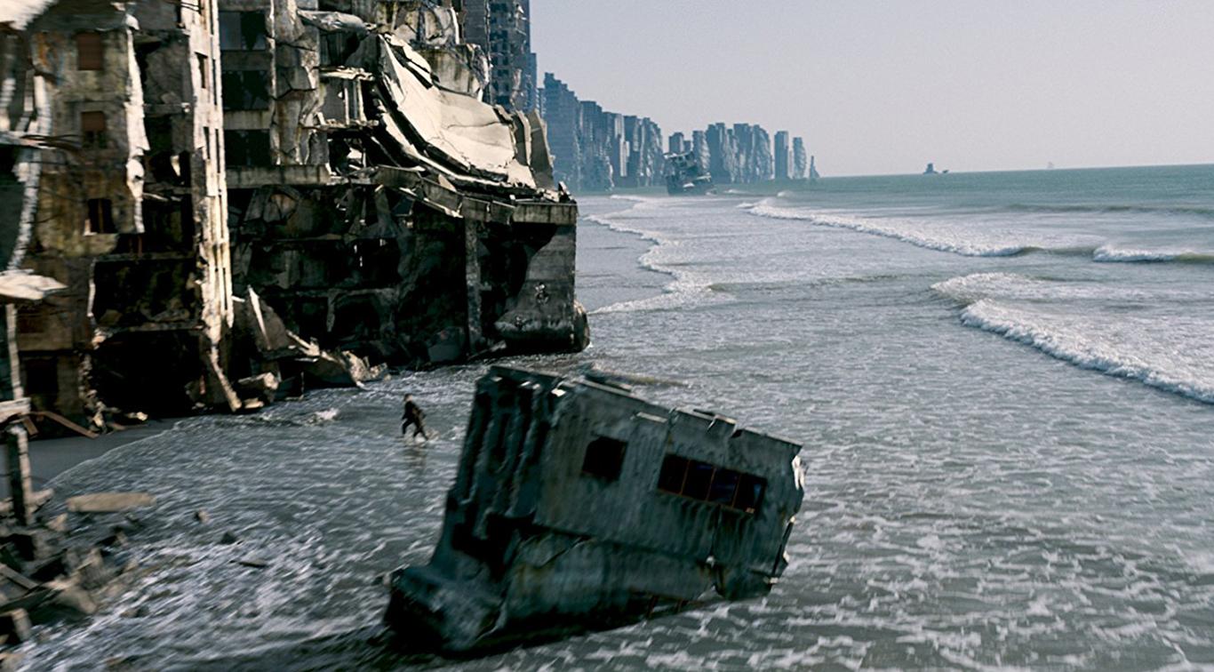 Водяной страж. Какой ценой океаны сдерживают натиск глобального потеплен...