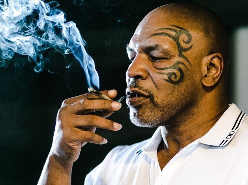 """Майк Тайсон отпраздновал """"День марихуаны"""" и рассказал о своей конопляной..."""