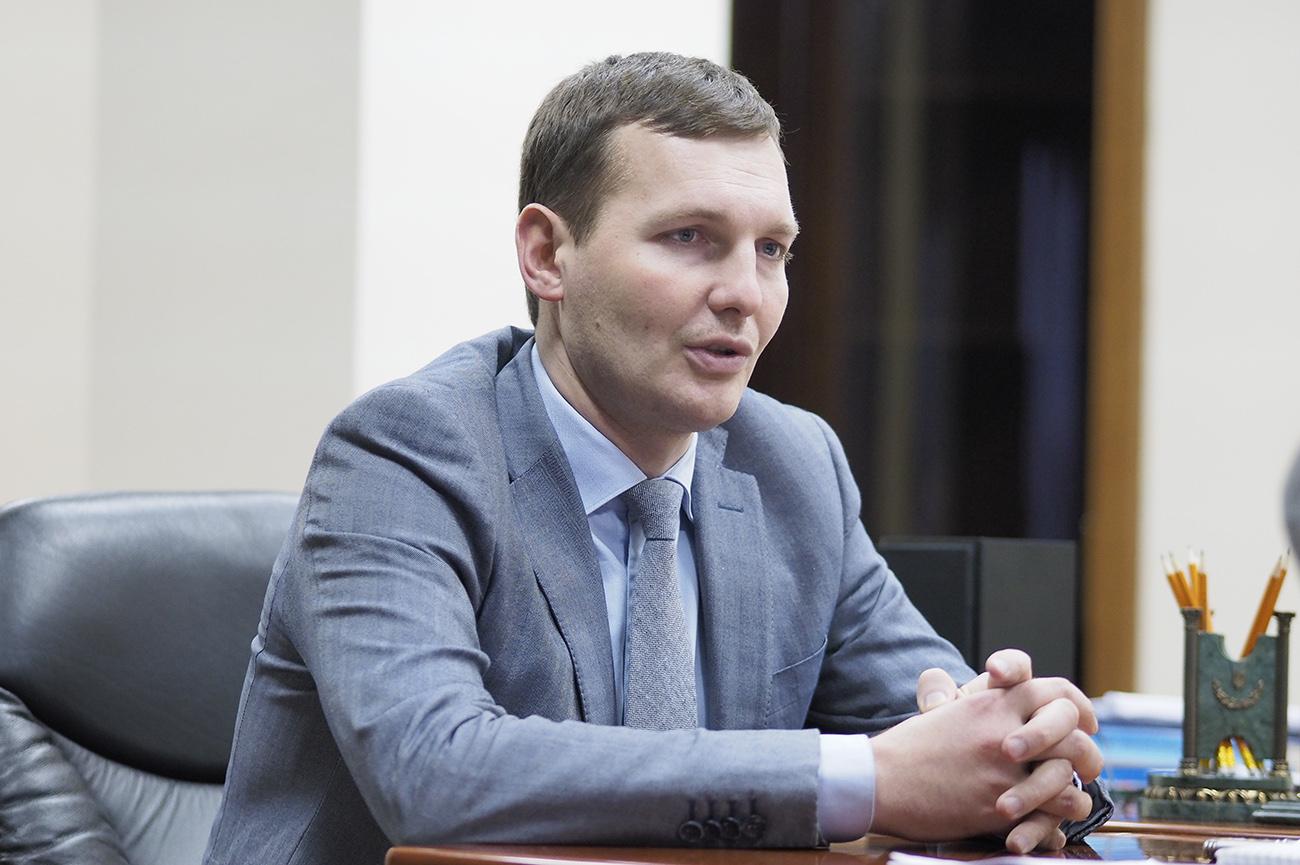 Енин рассказал, почему подал в отставку с должности замгенпрокурора