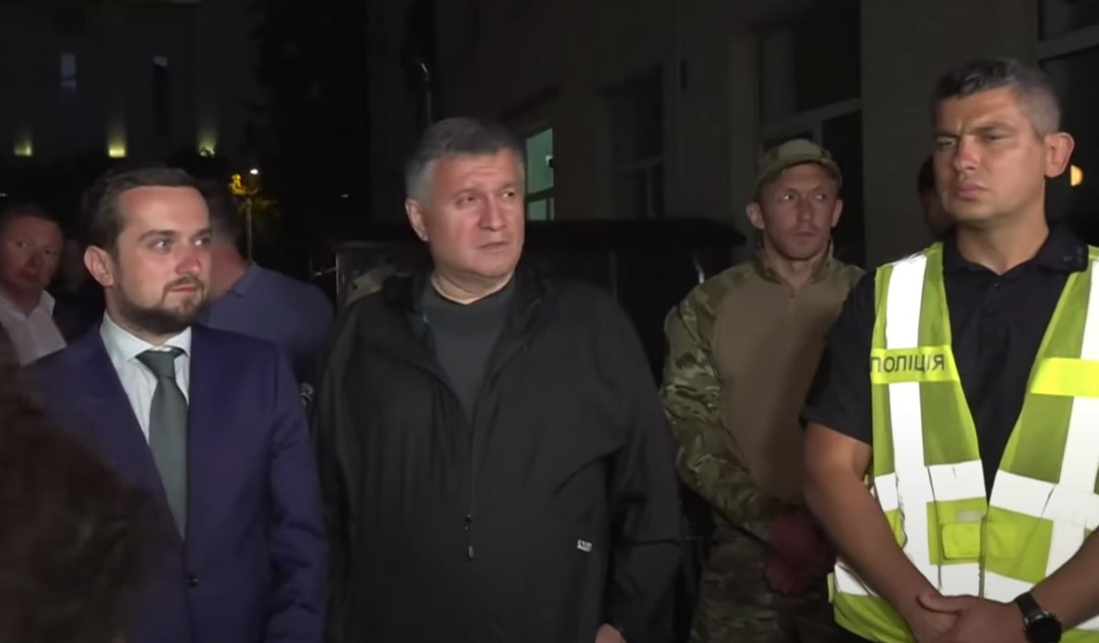 В Харькове задержан сообщник луцкого террориста, — Аваков