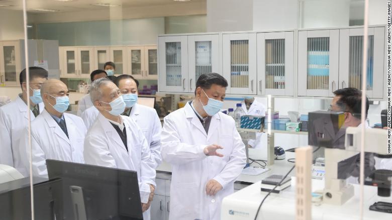 Китай ограничил публикацию исследований о происхождении коронавируса SAR...