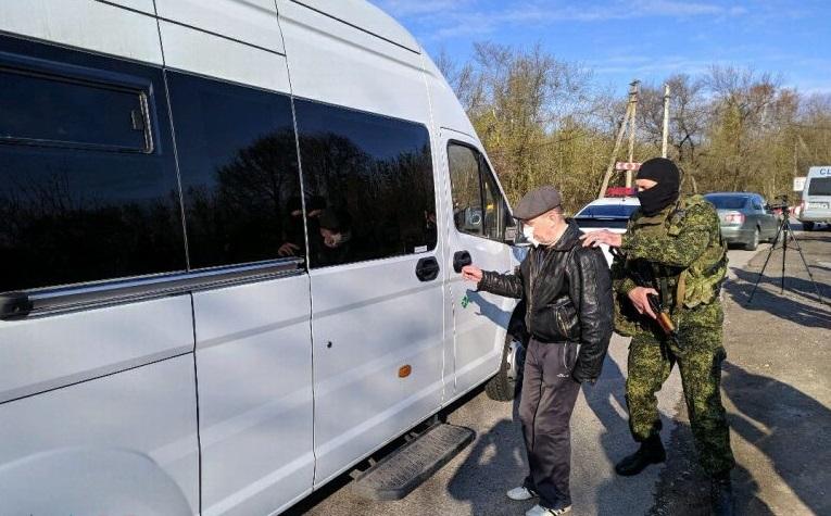 Возле Горловки начался обмен пленными (обновлено)