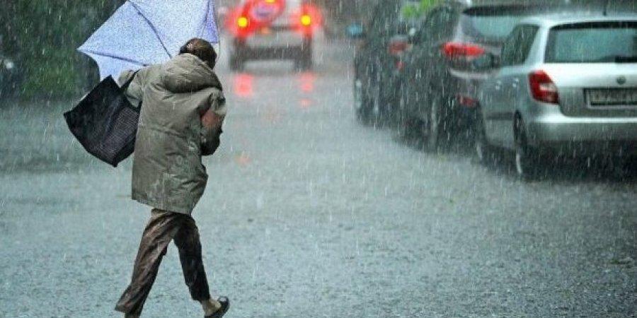 Некоторые области Украины ждет штормовое предупреждение
