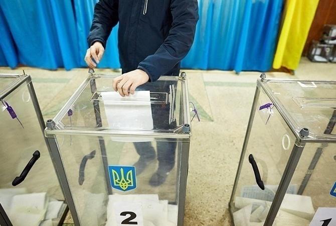 """В парламент проходят пять партий, разрыв между """"Слугой народа"""" и ОПЗЖ со..."""