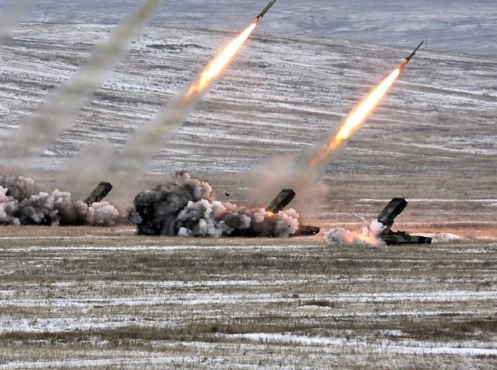 РФ применяет зажигательные снаряды на Донбассе, – украинская делегация в...