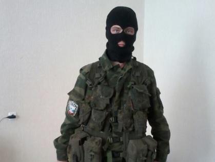 В Харькове задержали донецкого боевика