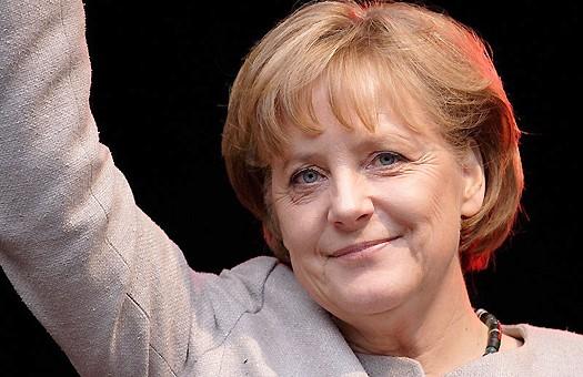 Меркель предложила пять шагов выхода из кризиса