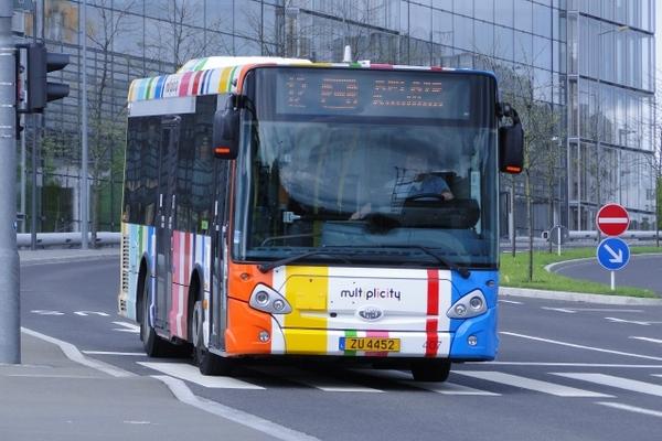 Люксембург первым в мире вводит бесплатный общественный транспорт