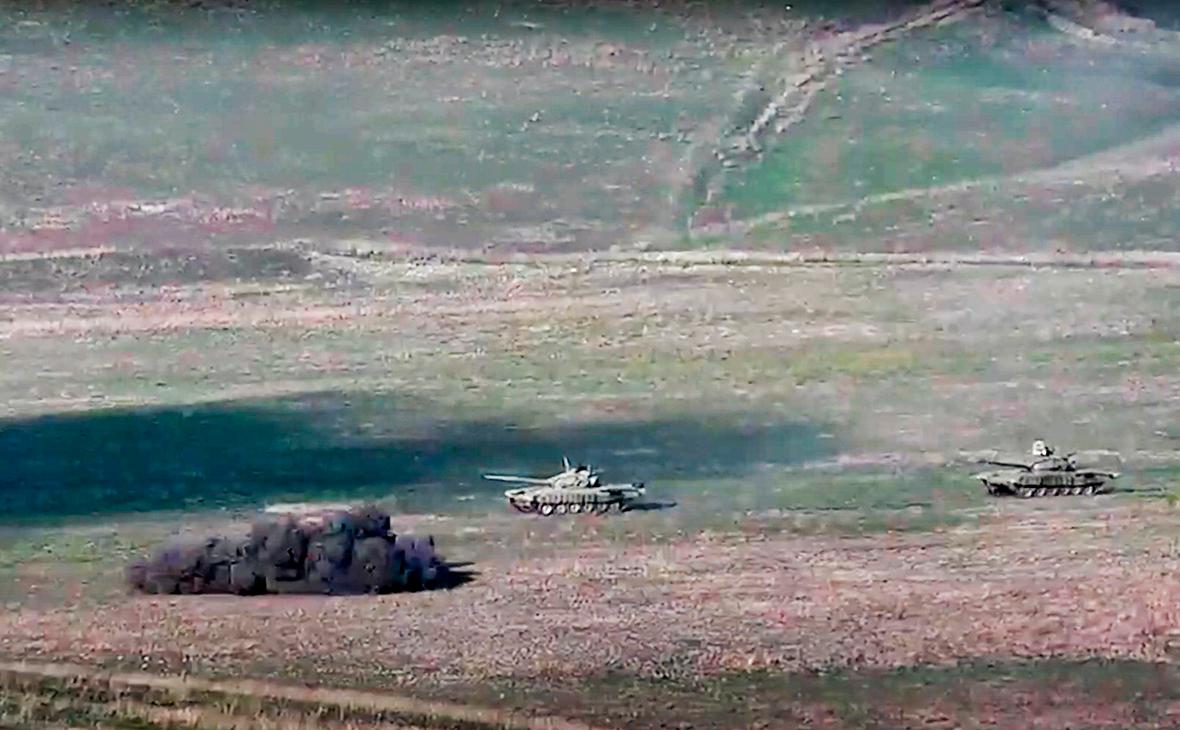 550 павших армян: Азербайджан рассказал о потерях противника