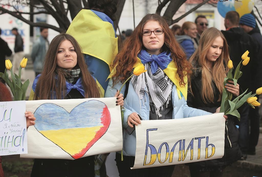Три истории крымчан, почувствовавших себя украинцами