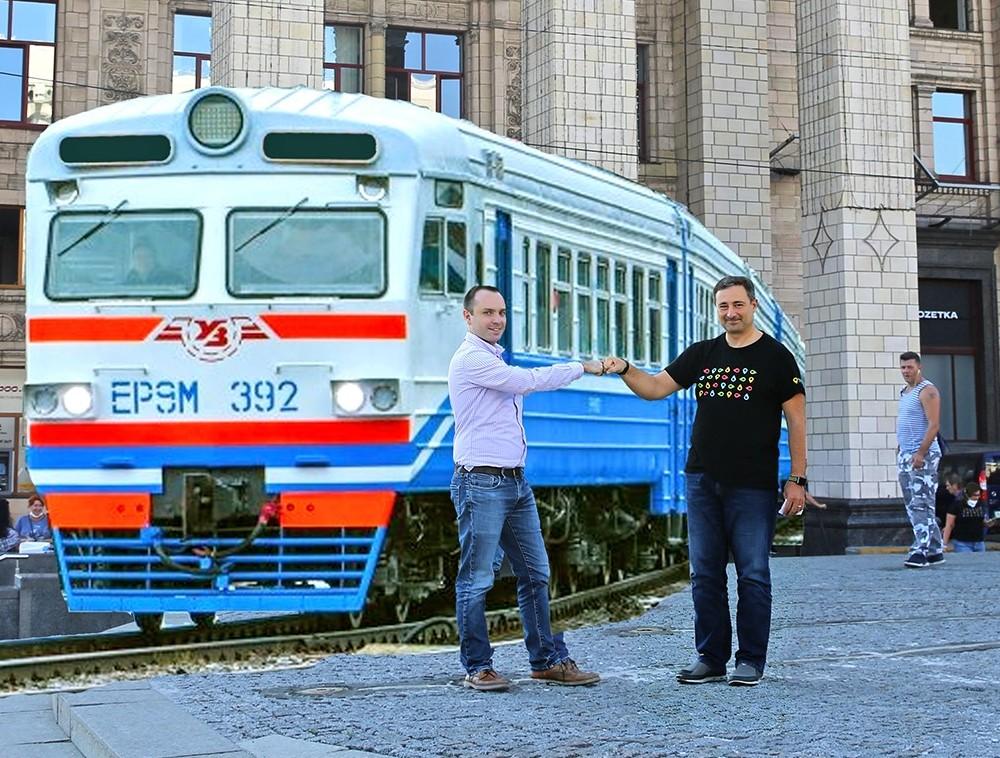 """""""Это не издевательство"""": замглавы Укрпошты переходит работать в УЗ"""