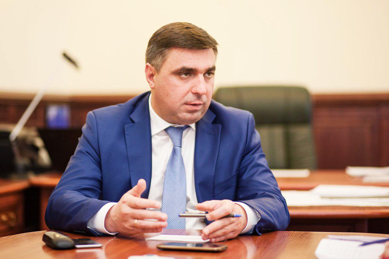Замглавы КГГА Спасибко отказался писать заявление об увольнении