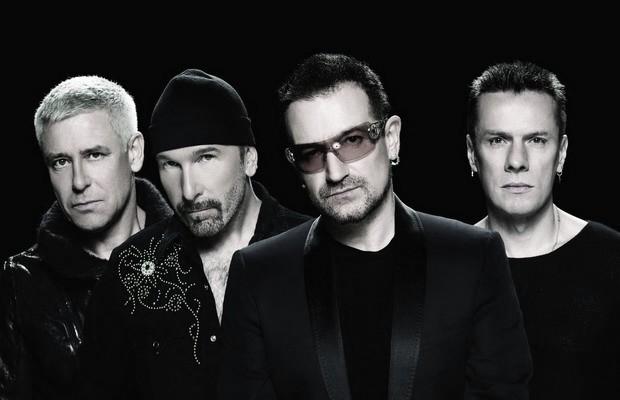U2 выпустят новые песни в черную пятницу
