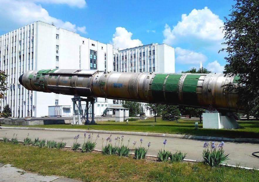 Южмаш хочет построить первый в Украине плавучий космодром