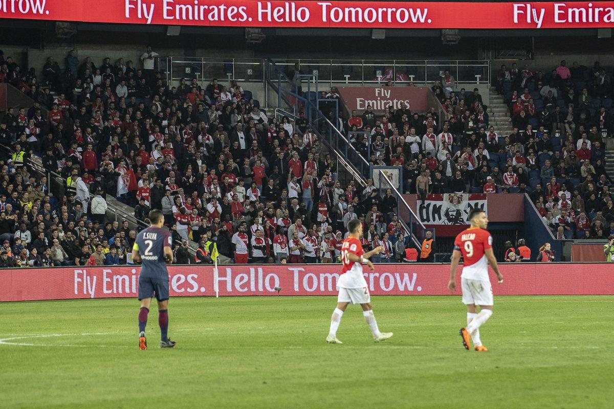 """""""Монако"""" вернет деньги за билеты своим болельщикам после разгромного пор..."""
