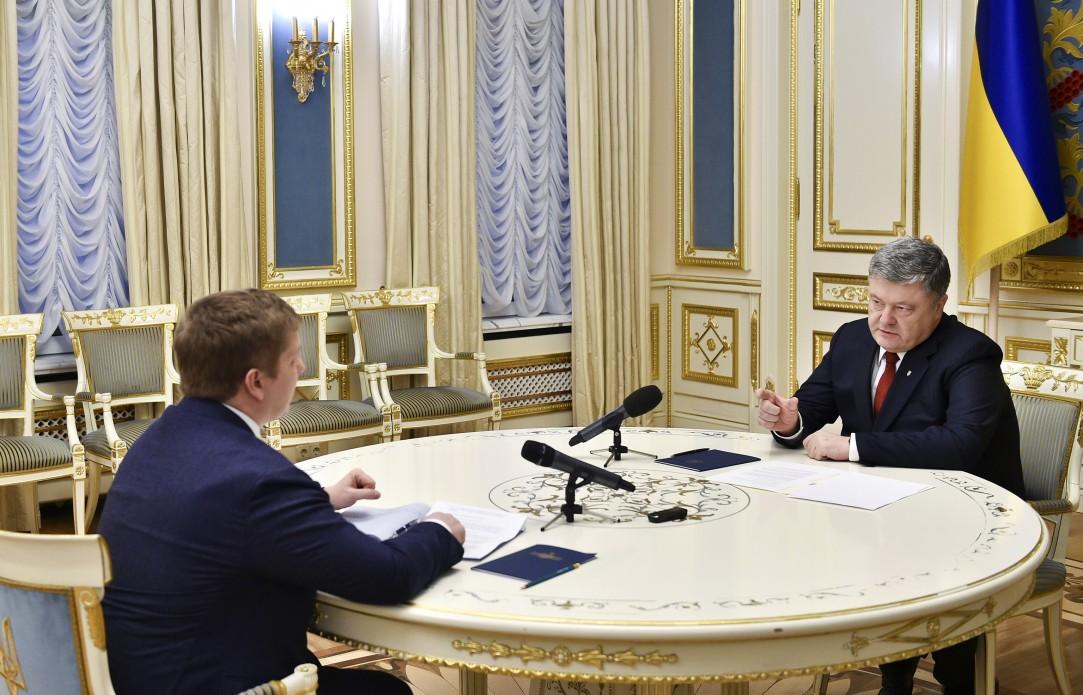 Благодаря победе в Стокгольме Украина избежала угрозы дефолта, – Порошен...