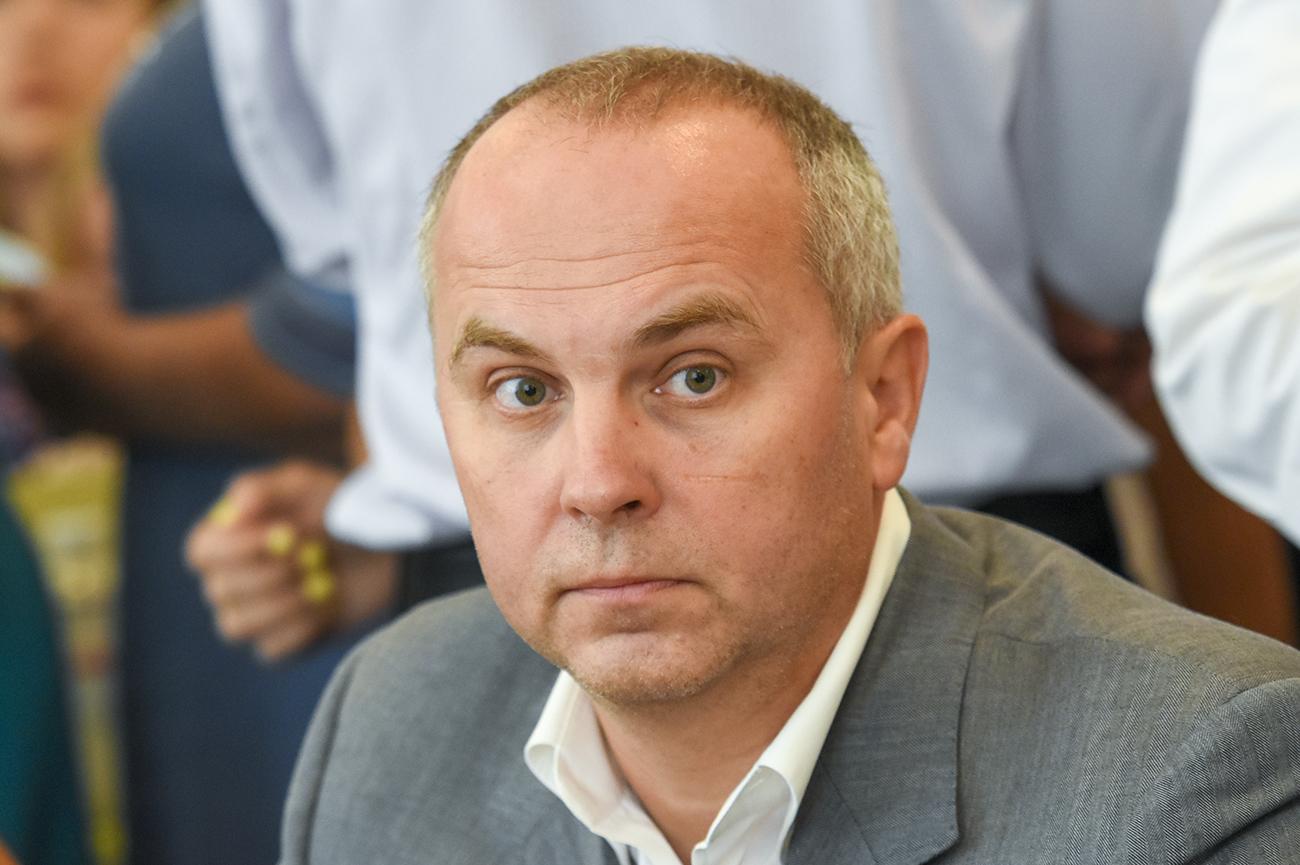 Шуфрич обвинил Порошенко и Турчинова в госизмене. Его раскритиковал Порт...