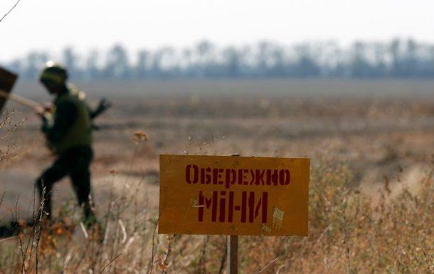 Стало известно состояние военного, подорвавшегося на мине на Донбассе