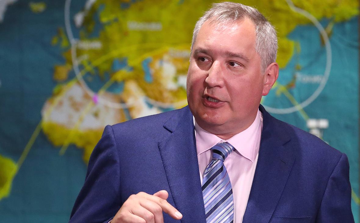Глава Роскосмоса пожаловался на насмешки США после успешного запуска Cre...