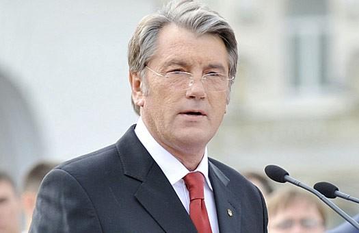 Презентация программы Ющенко состоится на 20 дней позже и не на площади