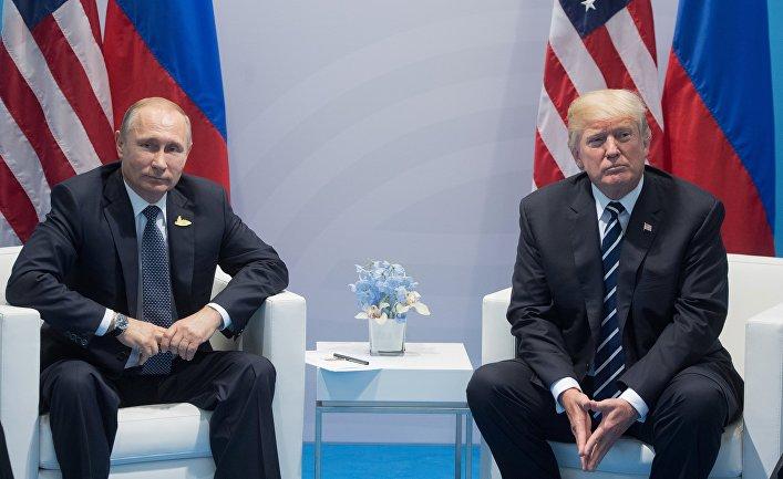 Трамп заявил, что хочет поладить с Путиным во время саммита G20