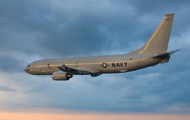 Россияне перехватили самолет-разведчик США