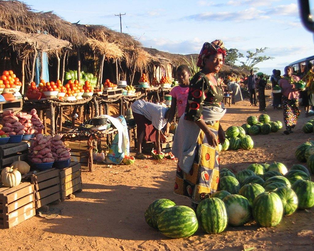 В Замбии помолились за выход из кризиса