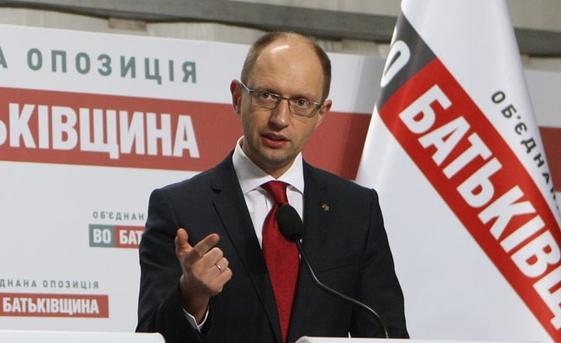"""В """"Батькивщине"""" формируется отдельная группа депутатов против Яценюка"""