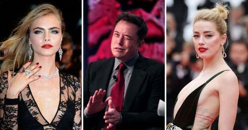 Джонни Депп рассказал, что у его бывшей жены был групповой роман с Илоно...