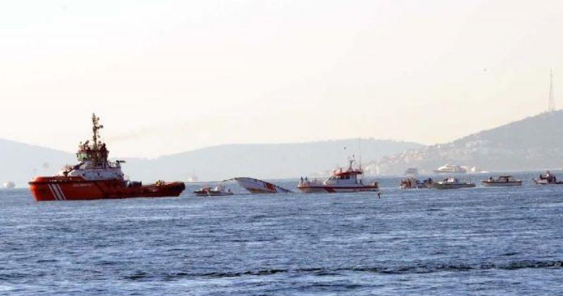 В Босфоре столкнулись два судна, погиб человек (дополнено)