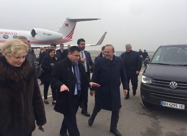 """Турция предоставит """"серьезную помощь"""" украинской армии, – Климкин"""