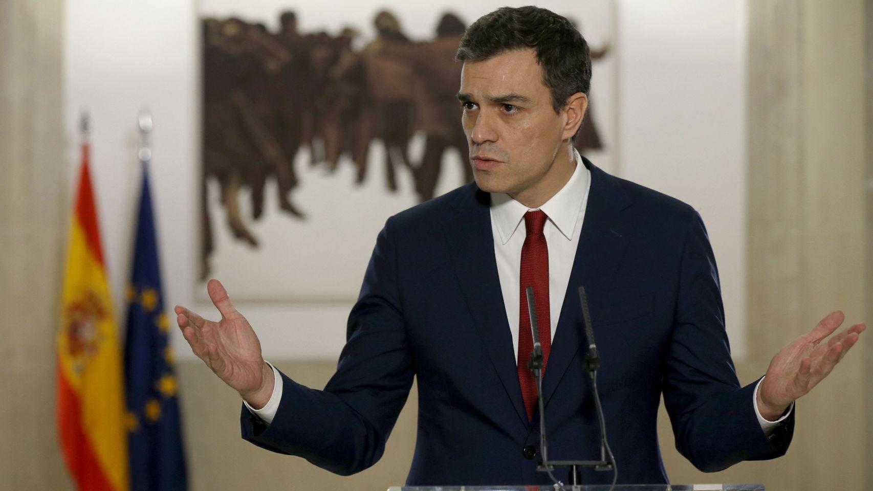 Третьи выборы в парламент Испании за последние четыре года пройдут в апр...