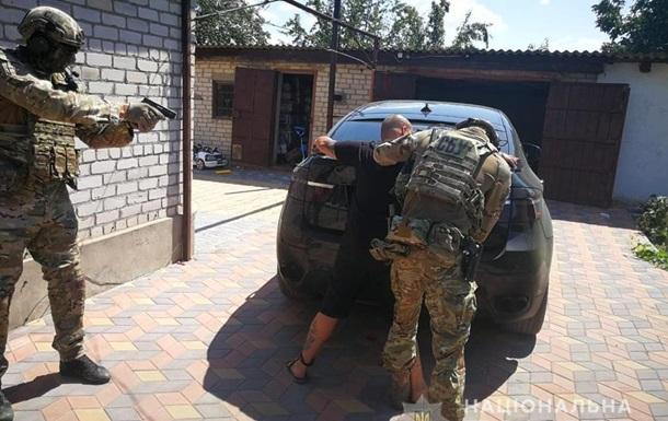 """В Украине силовики разоблачили межрегиональную банду под контролем """"воро..."""