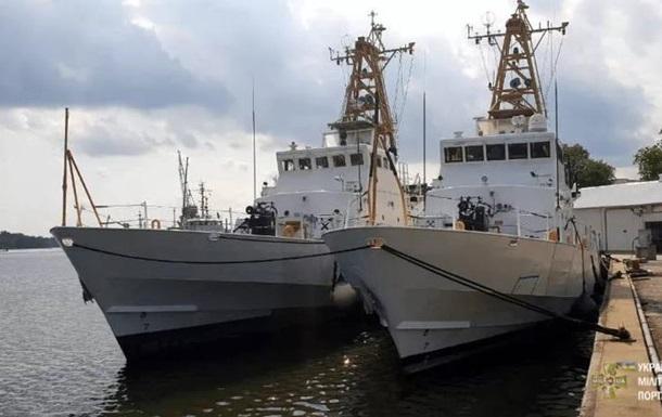 США передадут Украине еще два катера типа Island