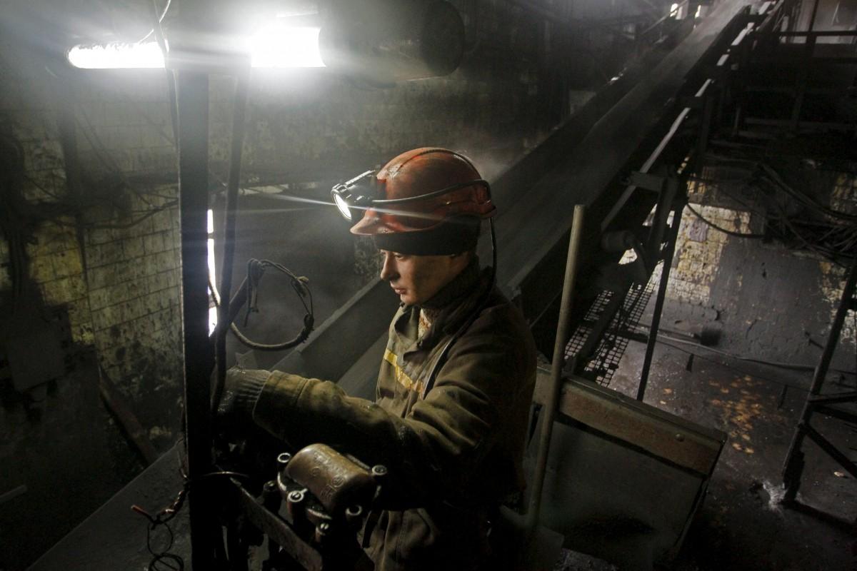 На шахте Юбилейная в Днепропетровской области взорвался метан