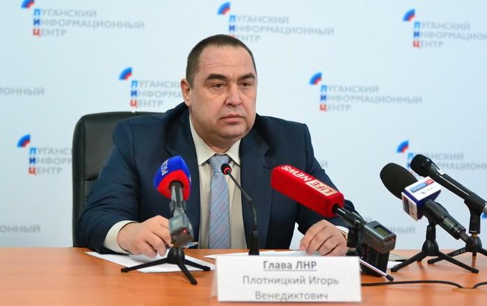 """На главаря """"ЛНР"""" Плотницкого совершено покушение"""