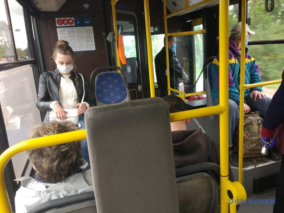 Кличко пригрозил ограничить работу транспорта в Киеве из-за игнорировани...