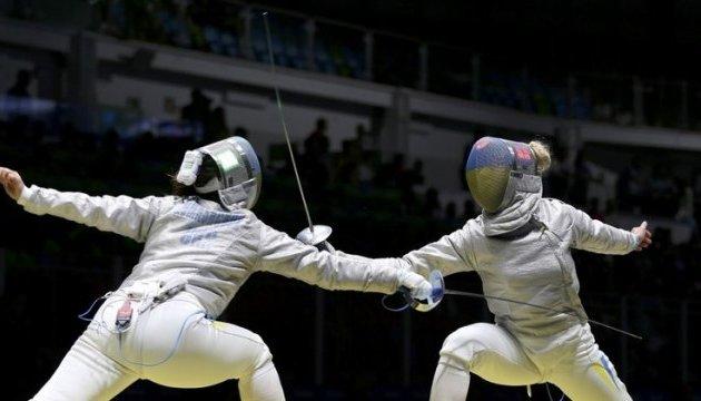 Украинские саблистки пробились в полуфинал Олимпиады-2016