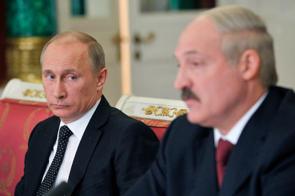 Лукашенко против вхождения Беларуси в состав России