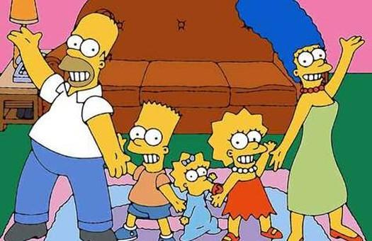 Coldplay появится в одной из серий «Симпсонов»