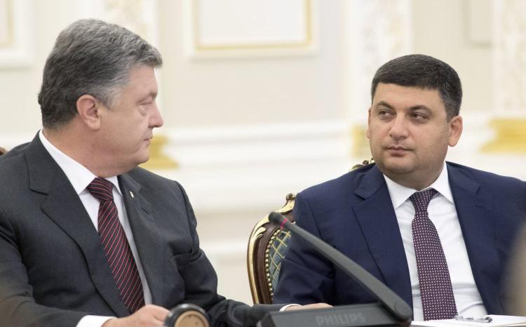 Гройсман будет просить Порошенко уволить глав районов, тормозящих создан...