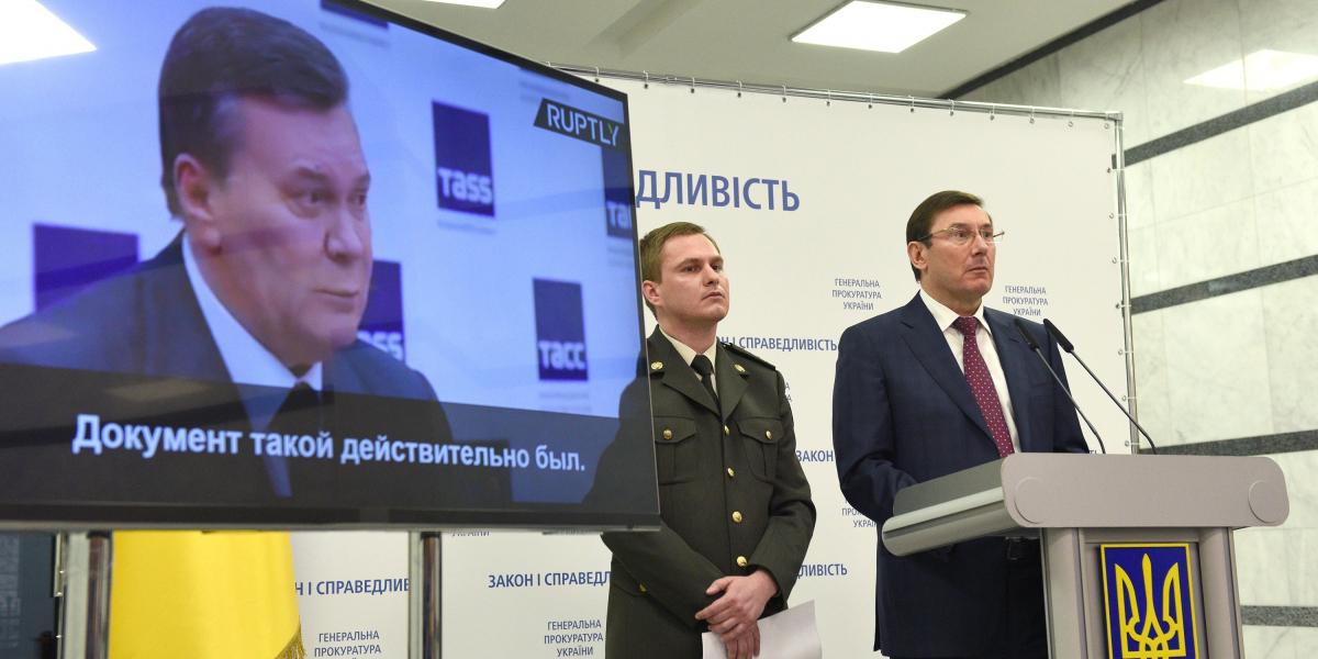 Чертова дюжина. Сможет ли украинское правосудие привести в исполнение пр...